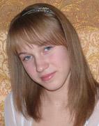 Выпускница Миллеровской школы искусств Алина Бахмут